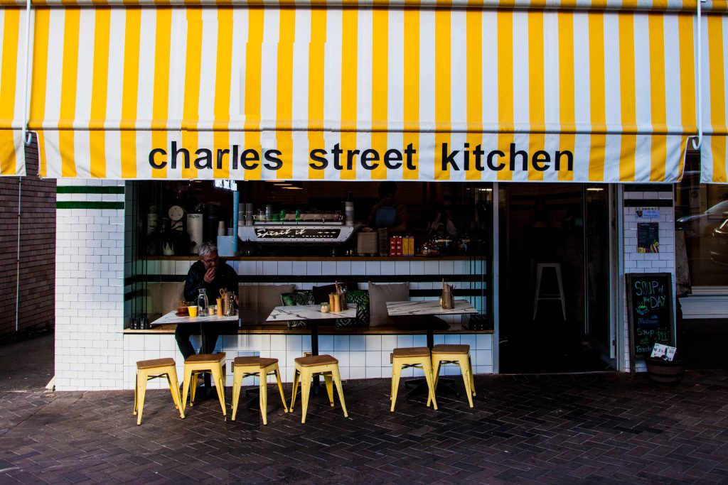charles street kitchen